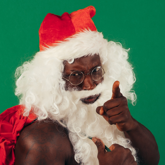 Santa — Logistiker, Nordpol